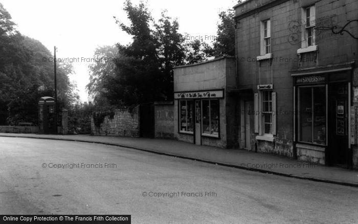 Combe Down, Church Road c1965