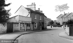 Combe Down, Church Road c.1965