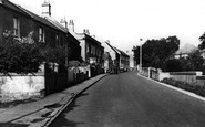 Combe Down, Combe Road c1955