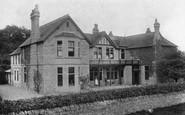 Combe Down, Convalescent Home 1907