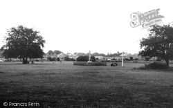 Combe Down, Firs Field c.1955