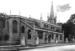Combe Down, Holy Trinity Church 1907