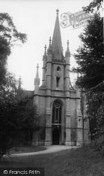 Combe Down, Holy Trinity Church c.1965