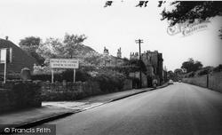 Combe Down, Monkton Combe Junior School c.1960