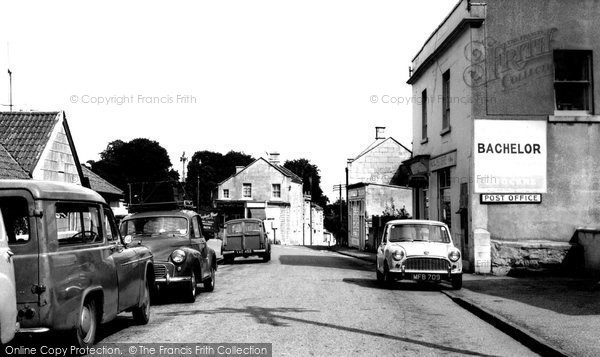 Combe Down, Post Office Stores c1965