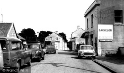 Combe Down, Post Office Stores c.1965