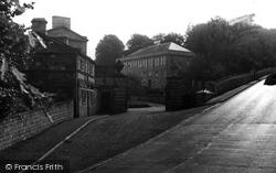 Combe Down, Prior Park College c.1955