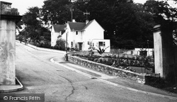 Combe Down, Priory Close c.1965