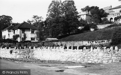 Combe Down, Summer Lane c.1955