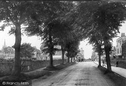 Combe Down, The Avenue 1907