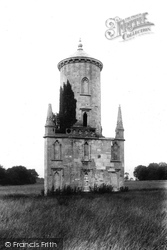 Combe Down, The Old Monument 1907