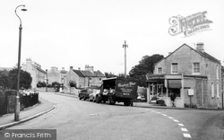 Combe Down, The Village c.1960