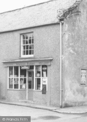 Combe St Nicholas, Hair Stylists And Post Office c.1960