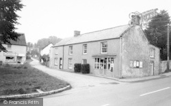 Combe St Nicholas, The Post Office c.1960