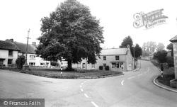 Combe St Nicholas, The Village c.1960
