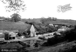 Church Of St Mary 1900, Combpyne