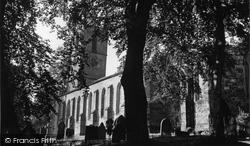Compstall, St Peter's Church c.1955