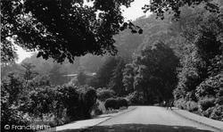 Compstall, The Drive, Compstall Hall c.1955