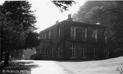 Compstall, The Hall c.1955