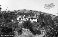 Compton Bishop, Webbington Country Club And Guest House c.1960