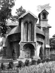 Compton, Cemetery Chapel 1898