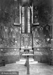 Compton, Cemetery Chapel 1904
