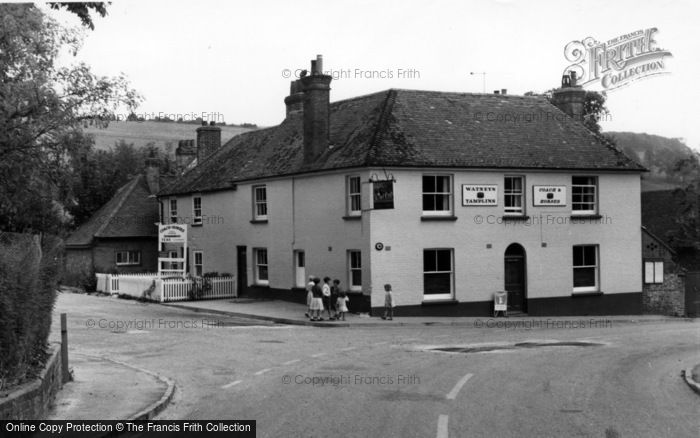 Photo of Compton, Coach And Horses c.1960