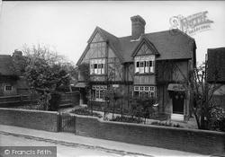 Compton, Convalescent Home 1912