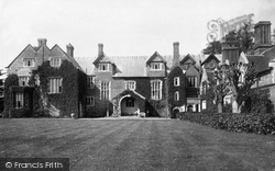 Compton, Loseley House 1895