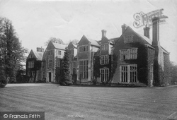 Compton, Loseley House, Front 1895