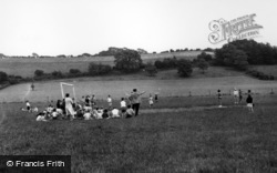 Compton, Playing Fields c.1960