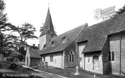 Compton, St Nicholas Church 1898