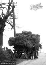 Compton, Straw Cart 1907