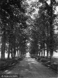 Compton, The Avenue 1935
