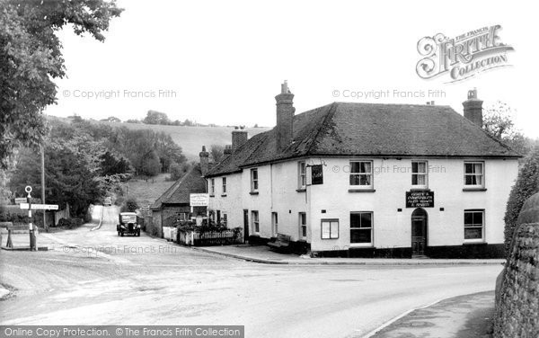 Photo of Compton, The Coach And Horses c.1955