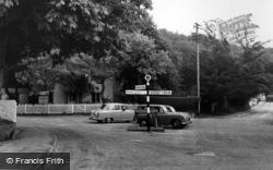 Compton, The Square c.1960