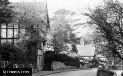 Compton, The Village c.1955