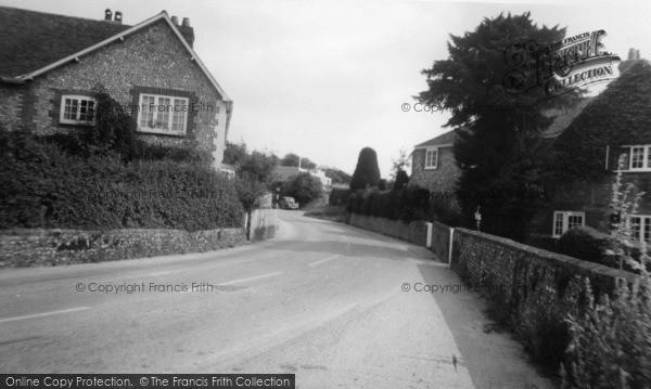 Photo of Compton, The Village c.1960