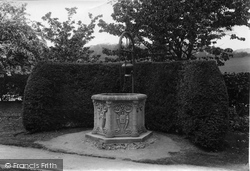 Compton, The Well Head 1912