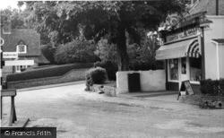 Compton, Village Stores c.1960