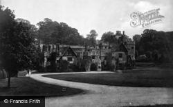 Compton Wynyates, House 1922