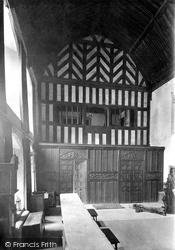 Compton Wynyates, Minstrel Gallery 1922