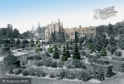 Compton Wynyates, The Garden 1922