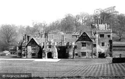 Compton Wynyates, West View c.1892