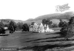 Comrie, Aberuchill Castle 1899