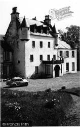 Comrie, Aberuchill Castle 1963
