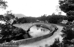 Comrie, Bridge Of Ross 1899