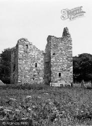 Comrie, Castle 1951