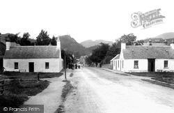 Comrie, Dalginross 1899