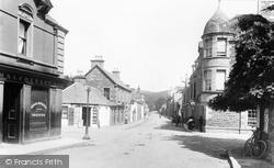 Comrie, Drummond Street 1899